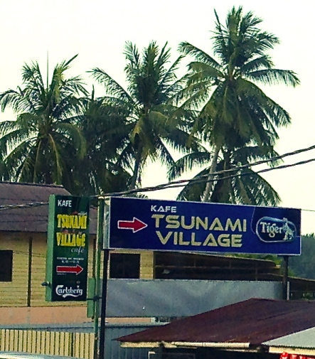 Where we didn't stay in Penang.  Anyone with a proven track record in marketing, PLEASE contact these chaps.