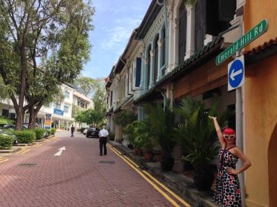 Emerald Hill Road