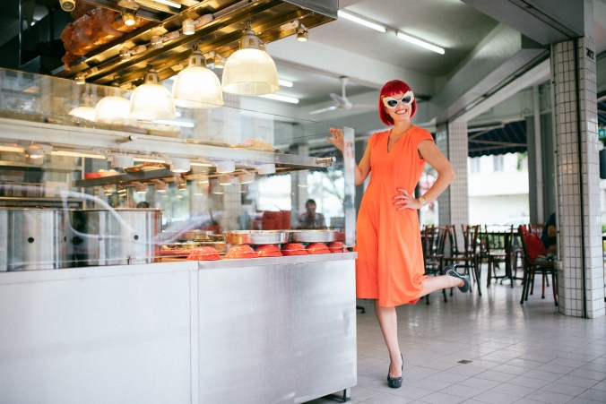 Orange is SO the new black! You want this dress, get yourself down to the Attaby Pop Up Boutique 17 & 18 June. Click the pics for deets.